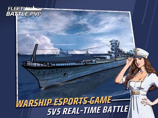 Fleet Battle PvP screenshots 11