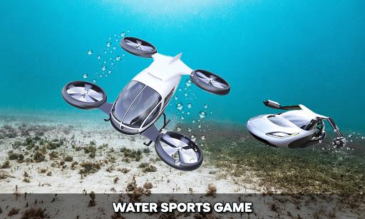 Floating Underwater Car Simulator  screenshots 14