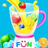 Blendy Juicy Simulation - Kids Summer Drinks game apk icon