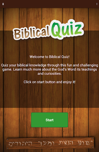 Biblical Quiz 2.01.100 screenshots 6