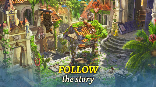 The Hidden Treasures: Find Hidden Objectsu30fbMatch 3 1.17.1400 screenshots 11