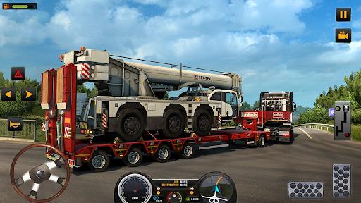 US Heavy Modern Truck: Grand Driving Cargo 2020  Screenshots 6