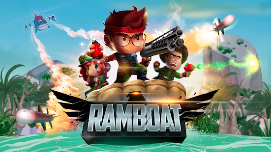 Ramboat - Offline Shooting Action Game 4.2.1 Screenshots 18