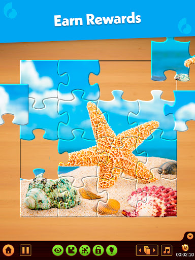 Jigsaw Puzzle: Create Pictures with Wood Pieces Apkfinish screenshots 20