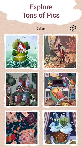Art Puzzle - Live Jigsaw Coloring screenshots 6