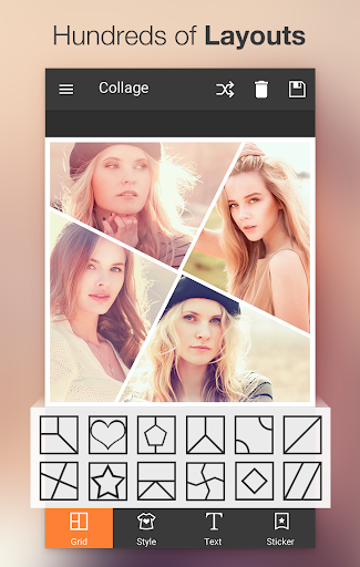 Photo Collage Editor  Screenshots 19