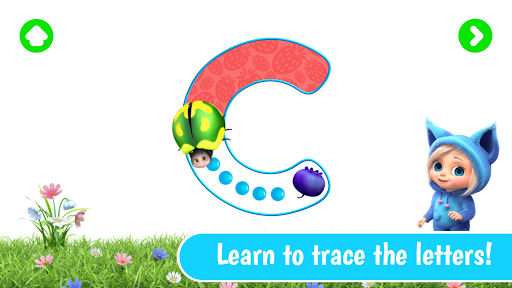ABC u2013 Phonics and Tracing from Dave and Ava 1.0.39 Screenshots 3
