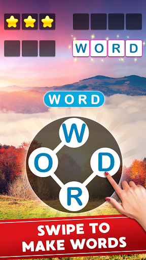 Word Relax - Collect and Connect Puzzle Games  screenshots 1