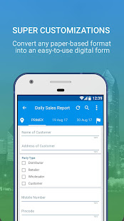 FeetPort: Workforce Automation & Digitization App