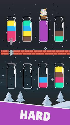 Cups - Water Sort Puzzle screenshots 4