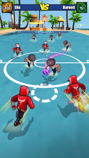 Basketball Strike  screenshots 1