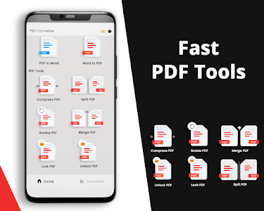 PDF to Word converter 2021–PDF to Doc & PDF Tools 2.2