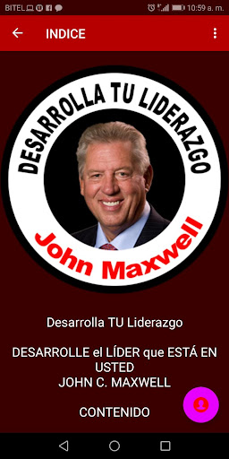Desarrolla TU Liderazgo - Líder John Maxwell 1.6 screenshots 1