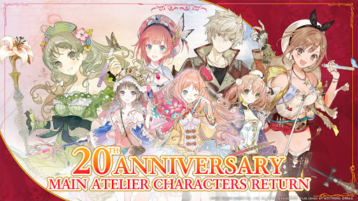 Atelier Online: Alchemist of Bressisle 1.0.0 screenshots 2