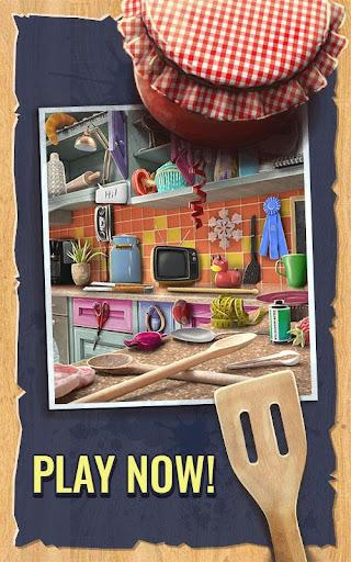 Hidden Objects Kitchen Cleaning Game screenshots 8