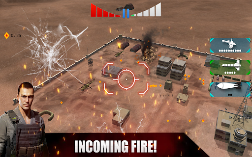 Air Drone Combat Strike Battle 1.7 screenshots 6