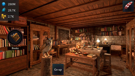 Wizards Greenhouse Idle  screenshots 3