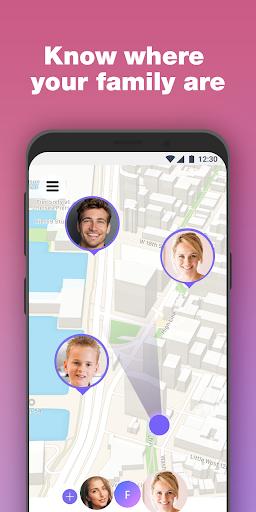 My Family - Family Locator  Screenshots 1