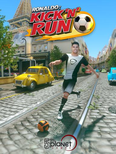 Cristiano Ronaldo: Kick'n'Run u2013 Football Runner android2mod screenshots 12