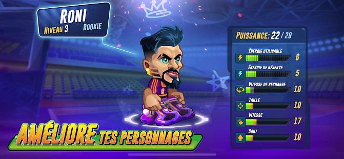 Basketball Arena: Jeu de Sport en Ligne screenshots apk mod 3