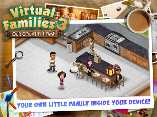 Virtual Families 3 goodtube screenshots 8