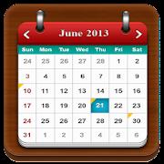 Business Calendar Event TODO  Icon
