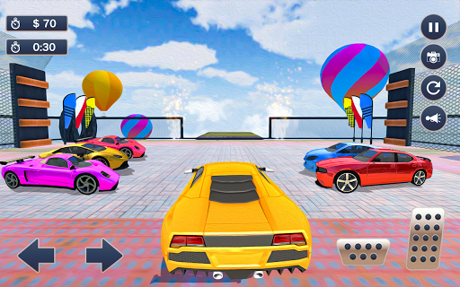 Mega Ramp Car Simulator u2013 Impossible 3D Car Stunts 5.2 Screenshots 14