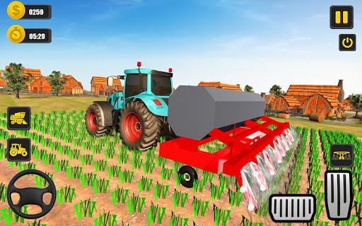 Grand Farming Simulator-Tractor Driving Games 2021 1.16 screenshots 5