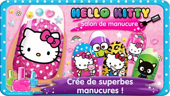 Salon de manucure Hello Kitty screenshots apk mod 1