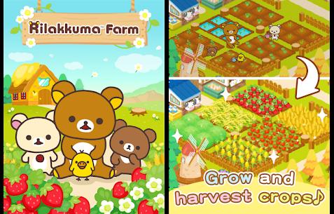 Rilakkuma Farm  Apps For Pc – Free Download For Windows 7, 8, 10 And Mac 1