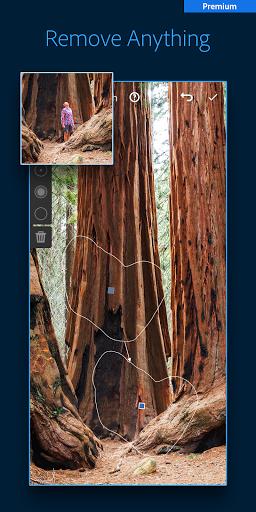 Adobe Lightroom - Photo Editor & Pro Camera 6.1.0 screenshots 6