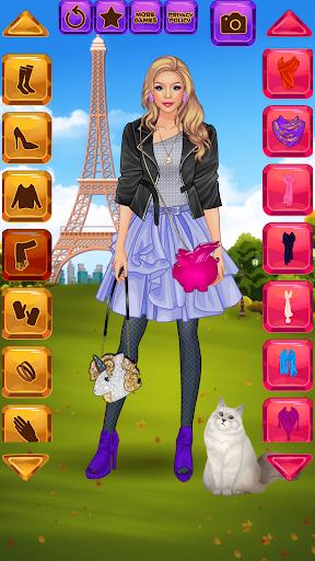 Fashion Trip: London, Paris, Milan, New York 1.0.5 screenshots 8