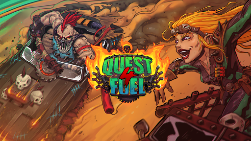 ud83dudd25 Quest 4 Fuel: Arena Idle RPG game auto battles 1.0.0 screenshots 6