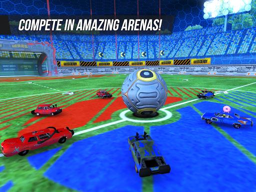 Rocket Soccer Derby 1.1.6 screenshots 9