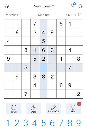 Sudoku - Free Classic Sudoku Puzzles 3.9.0 screenshots 16