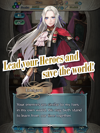 Fire Emblem Heroes  screenshots 9