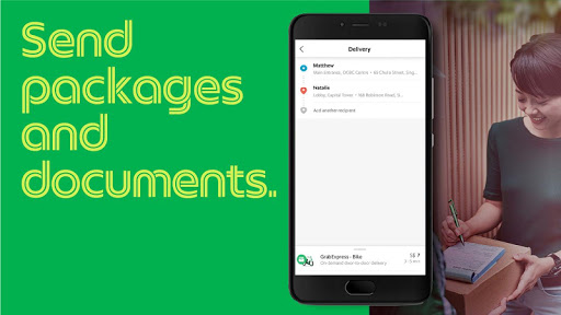 Foto do Grab - Transport, Food Delivery, Payments