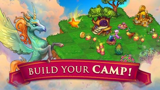 Merge Dragons! MOD (Free Shopping) 4