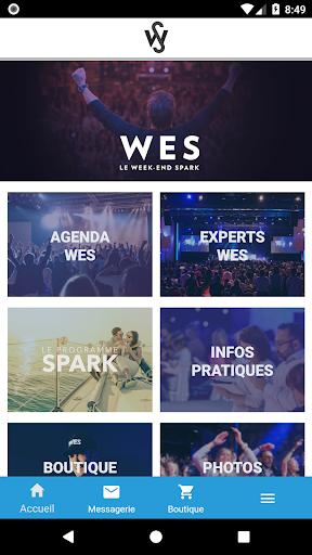 WES - Franck Nicolas  screenshots 1