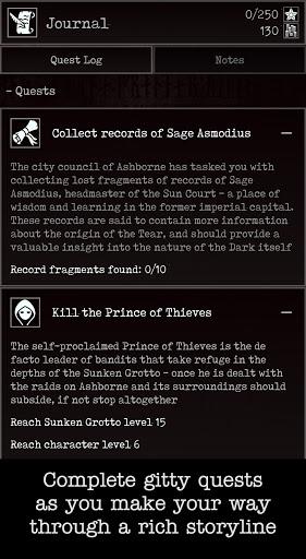 Grim Quest - Old School RPG 0.19.4 screenshots 7