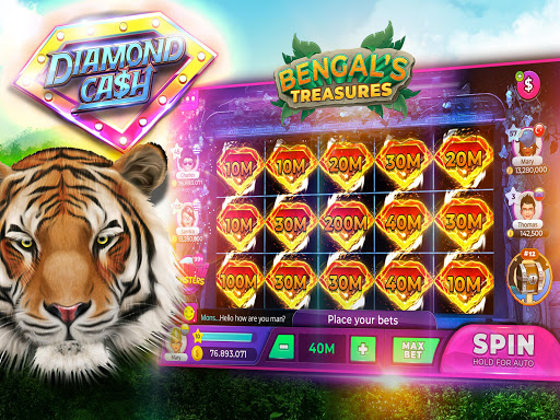 Diamond Cash Slots Casino: Las Vegas Slot Games  screenshots 9