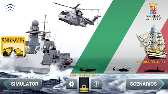 Marina Militare It Navy Sim 2.0.5 Apk + Mod + Data 5