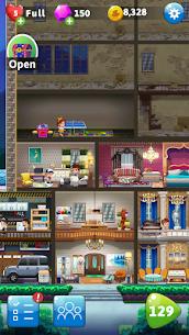 Pocket Family Dreams: Build My Virtual Home 1.1.4.15 MOD APK [INFINITE MONEY] 5