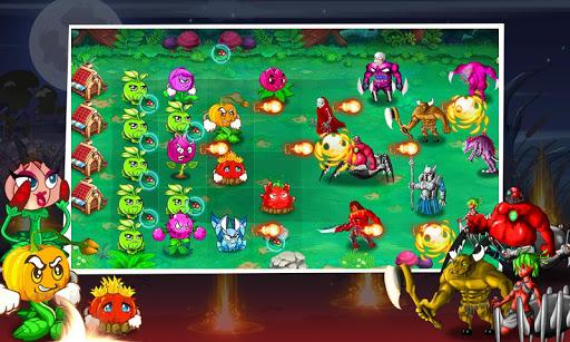 angry plants temple screenshot 2