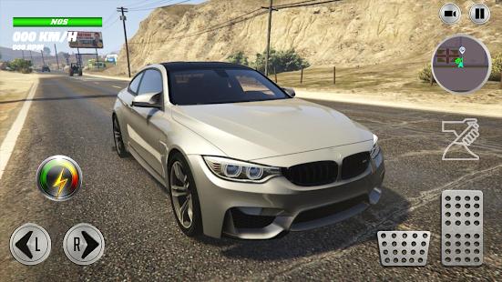 Car Driving Games Simulator - Racing Cars 2021