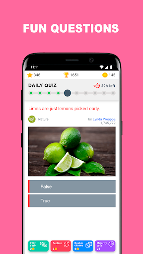 QuizzClub: Family Trivia Game with Fun Questions 2.1.19 Screenshots 2