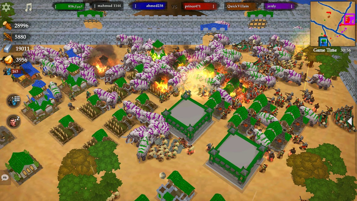 War of Kings MOD APK 80 1