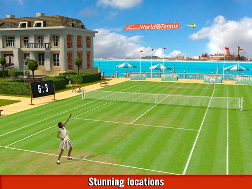 World of Tennis: Roaring u201920s u2014 online sports game  screenshots 20
