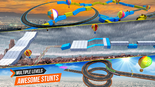 Car Games 3D 2021: Car Stunt and Racing Games screenshots 16