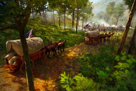 War and Peace: Civil War Army Clash Strategy Game 2021.7.0 Screenshots 3